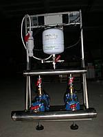 Установка 2-х насосная для водоснабжения PSI-2 Speroni RX 10-4 / CR, фото 1