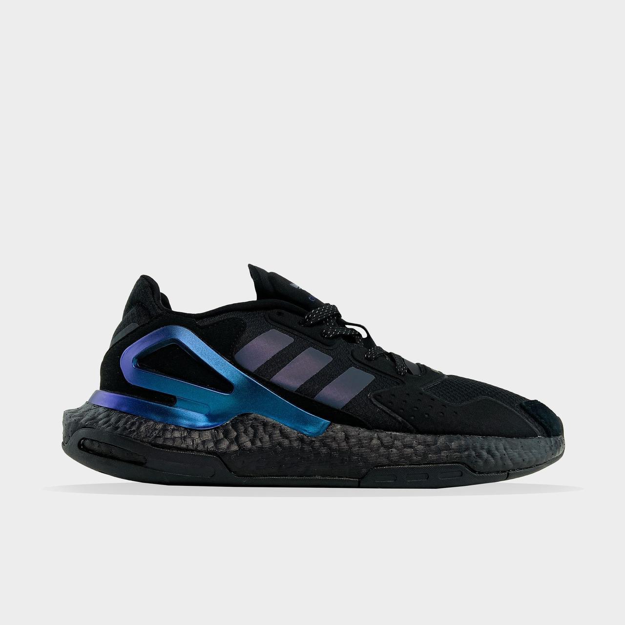 Adidas Day Jogger Black Reflective (Черный)