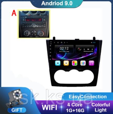 Junsun 4G Android магнитола для Nissan Teana Altima 2008-2012
