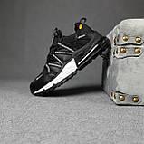 Кроссовки  N1ke Air Max 270 Bowfin Чёрные с белым, фото 5