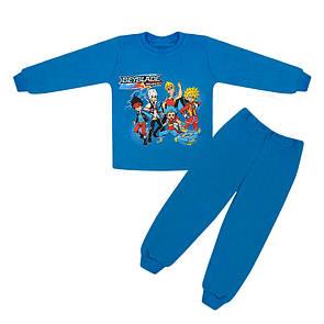 Дитяча піжама BAYBLADE для хлопчика інтерлок-начісування