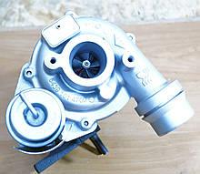 Турбина Рено Меган 3 1.5L dCi. Оригинал. Восстановленная