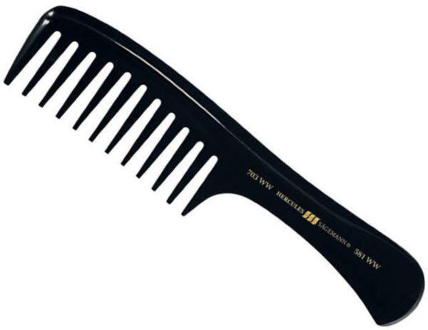 Гребінь для розчісування Hercules styling comb