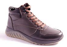 Ботинки мужские коричневые V&S 988