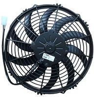 Вентилятор универсальный (радиатора) SPAL ORIGINAL , (32см диаметр), 24 Вольта, 8880500001