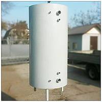 Теплоаккумулятор для твердотопливного котла: 700 л, 1850 мм, антикоррозийная защита