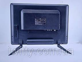 "Телевізор Ergo 15"" HD Ready/DVB-T2/USB (1366x768), фото 2"