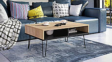 Журнальний столик Piko 40 x 90 x 60 cm, фото 2
