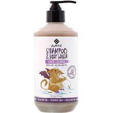"""Детский шампунь-гель для душа Alaffia """"Kids Shampoo & Body Wash"""" с лимоном и лавандой (476 мл)"""