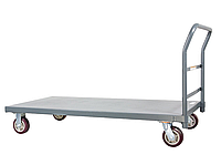Візок вантажний платформний Yi-Lift XF3060, платформа 1525х760 мм, вантаж до 900 кг