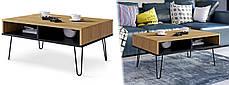 Журнальный столик Piko 40 x 90 x 60 cm, фото 3