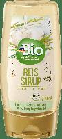 Органический рисовый сироп dm Bio Reis Sirup hell Naturland, 250 мл