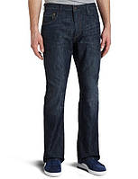 Мужские джинсы Levis 527™ Boot Cut Jeans- Dark cliff, фото 1