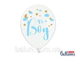 Balloons 30cm, it's a Boy