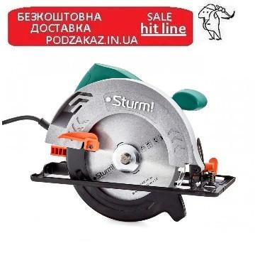 Пила циркулярна Sturm CS50190