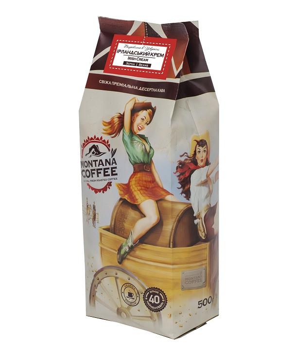Ирландский крем Montana coffee 500 г
