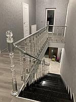 Внутренняя лестница из Лабрадорита 4