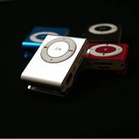MP3 player Черный цвет. Плеер мп3 + usb cabel + наушники