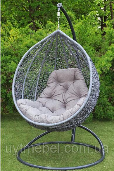 Опора для підвісного крісла Емілія сірий (УК)