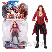 Фігурка Червона Відьма (Месники, Марвел), 18 см - Scarlet Witch, Avengers, Marvel