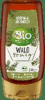 Органический лесной, сосновый мёд dm Bio Waldhonig Naturland, 350 мл