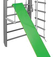 Доска скамья для пресса цветная фанерная SportBaby 60кг нагрузка
