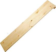 Доска скамья для пресса дерево сосна SportBaby 130 кг нагрузка