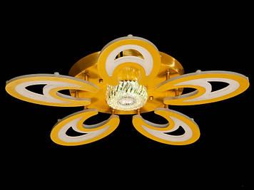 Люстра Потолочная  с диммером, подсветкой и MP3, 90W