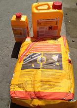 Антикорозійне засіб для захисту арматурної сталі,а також як склеювальний шар SikaTop-Armatec 110 EpoCem