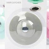 Фильтр заглушка для раковины Пробка для ванны силиконовая, фото 4