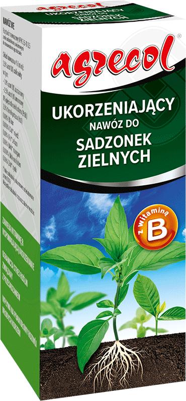 Укоренитель - удобрение Agrecol для зеленых растений 30г