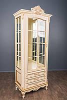 """Шкаф витрина для гостиной """"Регина"""", от производителя"""