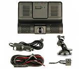 Автомобильный видеорегистратор XH202/319 ( 3 камеры ) ,авторегистратор, фото 6
