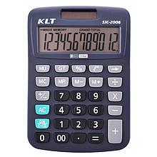 Калькулятор KLT SJC-2006-12, со. бат