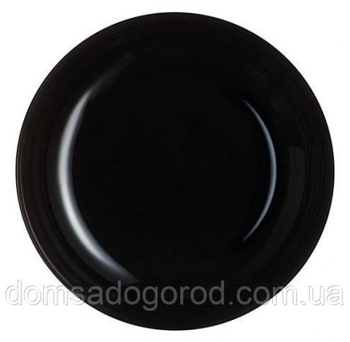 Блюдо Luminarc Assiette couscous tajine 21 см чорне