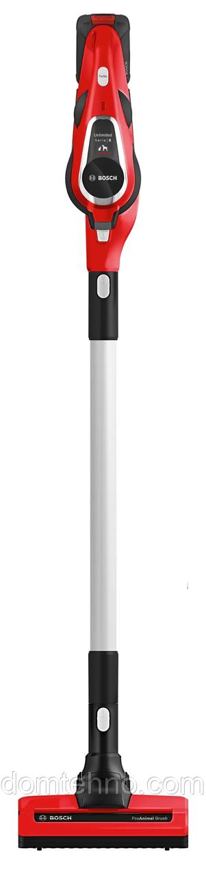Пилосос 2в1 (вертикальний + ручний) Bosch BBS81PET