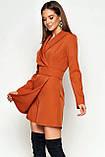 """Брендовый женский комбинезон MasModa """"Герри"""" низ юбка-шорты (4 цвета, р.S-XL), фото 4"""
