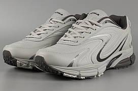 Кросівки чоловічі сірі Bona 808M Бона Розміри 41 42 43 44 45 46