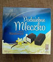 Конфеты птичье молоко (ваниль) Magnetic Mleczko Podniebne, 380г