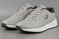 Кросівки чоловічі сірі Bona 792B Бона Розміри 42 44 45 46, фото 1