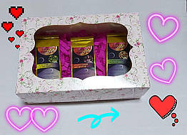 Подарунковий набір до свята   Чайний сет Lovely Galaxy 150 грам