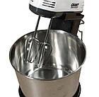 Миксер GRANT 1505 1800W | Кухонный миксер с чашей | Стационарный миксер, фото 4