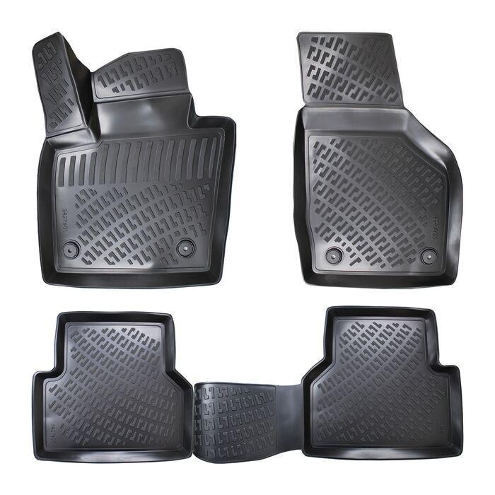 Коврики автомобильные в салон RIZLINE для AUDI Q3 2012-  S-8736