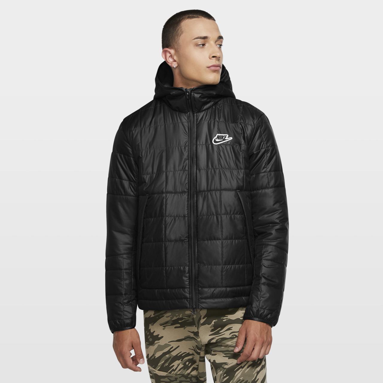 Куртка Nike Sportswear Synthetic Fill CU4422-010 Черный