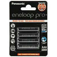 Аккумуляторы Panasonic Eneloop Pro ААА 930 mAh, 4 шт