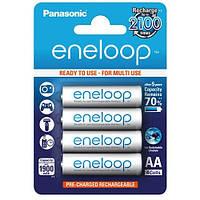 Аккумуляторы Panasonic Eneloop АА 1900 mAh, 4 шт