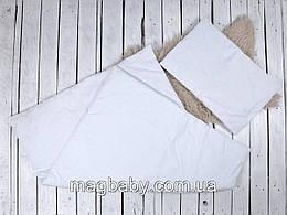 Ковдра і подушка для малюка