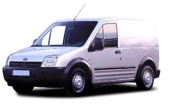 Рейлинги, поперечины Ford Connect (2000-2014)