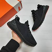 Кроссовки nike мужские Fashion black летние реплика кеды adidas