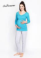 Костюм для дома беременным и кормящим мамам brizz Creative Mama